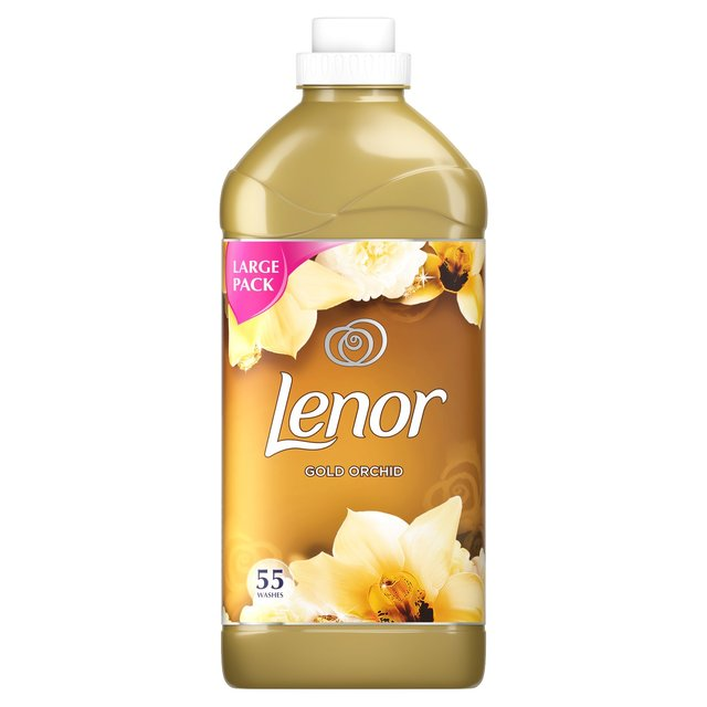 Lenor Gold Orchid Fabric Conditioner 55 Washes