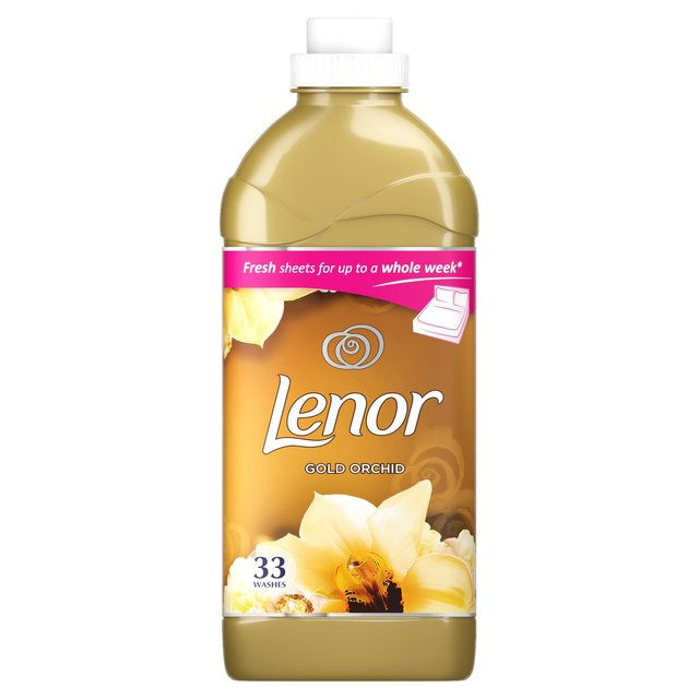 Lenor Gold Orchid Fabric Conditioner 33 Washes