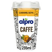 Alpro Caffe Coffee And Soya Caramel