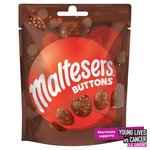 Maltesers Buttons Chocolate Pouch