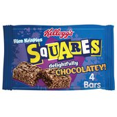Kellogg's Squares Delightfully Chocolatey