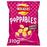 Walkers Poppables Sweet Chilli