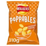 Walkers Poppables Cheddar Cheese