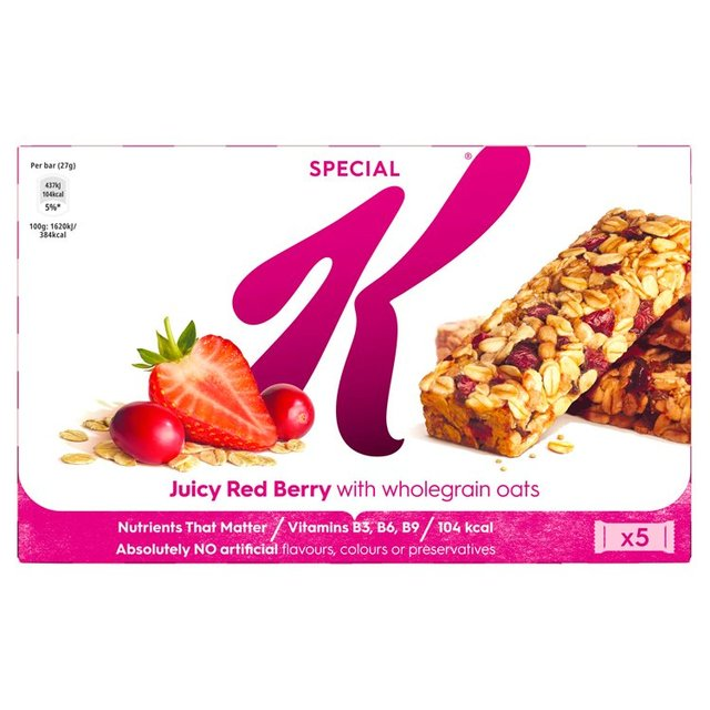 Kellogg's Special K Juicy Red Berry