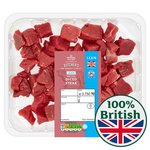 Morrisons Market St British Lean Diced Beef