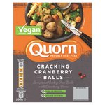 Quorn Cracking Cranberry Balls