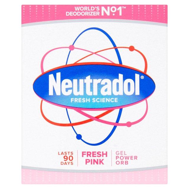 Neutradol Gel Odour Destroyer Fresh Pink
