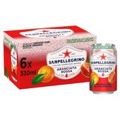 Sanpellegrino Orange And Blood Orange