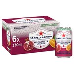Sanpellegrino Orange And Pomegranate