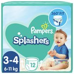 Pampers Splashers Size 3 Disposable Swim Pants