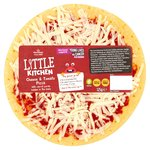 Morrisons Little Kitchen Cheese & Tomato Pizza