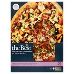 Morrisons The Best Hoisin Pork Pizza