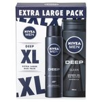 Nivea Men Deep Xl Gift Set