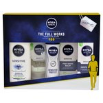 Nivea Men The Full Works Gift Set