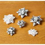 Morrisons Christmas Gift Bows Pack Silver
