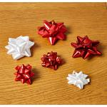 Morrisons Christmas Gift Bows Pack Red