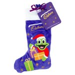 Cadbury Chocolate Plush Stocking