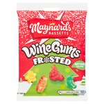 Maynards Bassetts Frosted Wine Gums Pouch