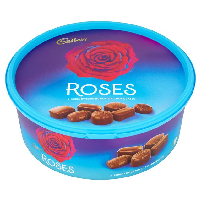 Cadbury Roses Chocolate Tub