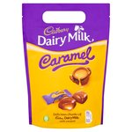 Cadbury Chocolate Caramel Chunks Pouch