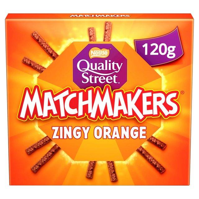 Quality Street Matchmakers Orange