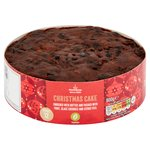 Morrisons Christmas Rich Fruit Cake