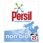 Persil Non Bio Washing Powder 23W