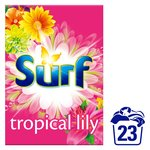 Surf  Tropical Lily Washing Powder