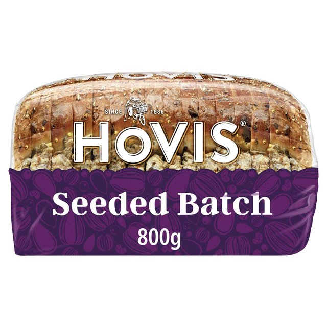 Hovis Seeded Batch Bread