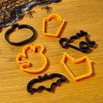 Morrisons Halloween Cookie Cutters