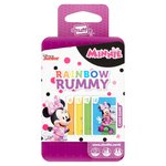 Shuffle Minnie Rainbow Rummy Card Game