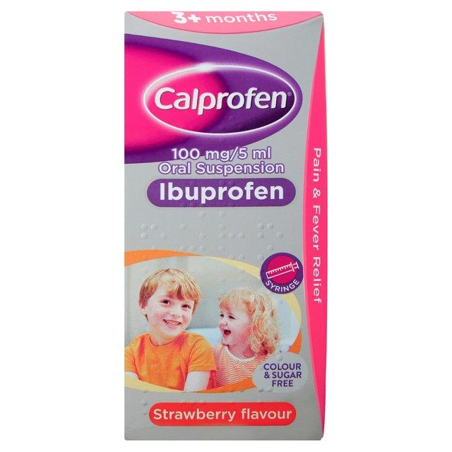 Calprofen Ibuprofen