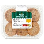 Morrisons Chocolate Chip Cookie Mini Bites