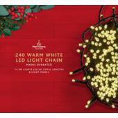 Morrisons 8 Function Warm White Tree Lights
