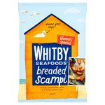 Whitby Seafoods Breaded Scampi