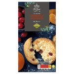 Morrisons The Best Free From Limited Edition Cranberry & Clementine Cookie