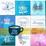 Treat Co. The Holiday Tea Set 9 Pack