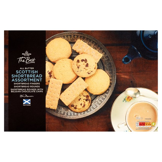 Morrisons The Best All Butter Shortbread