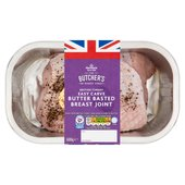 Morrisons Market St British Turkey Breast Joint