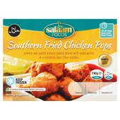 Salaam Foods Southern Fried Chicken Pops