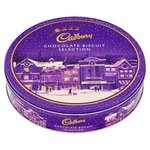 Cadbury Chocolate Biscuit Selection