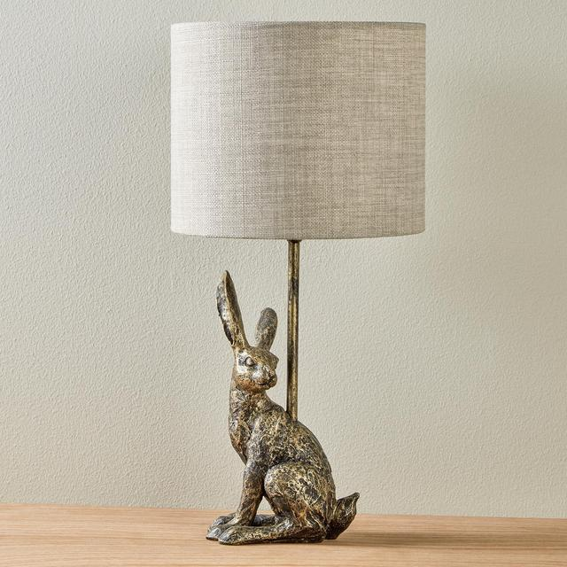 Morrisons Hare Table Lamp