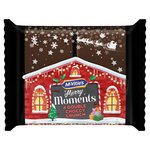 Mc Vitie'S Merry Moments  Double Choccy Crunch Slices
