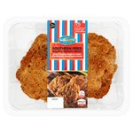 Salaam Foods Southern Fried Chicken Thighs