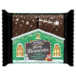 McVitie's Merry Mint Moments Chocolate Crunch Slices