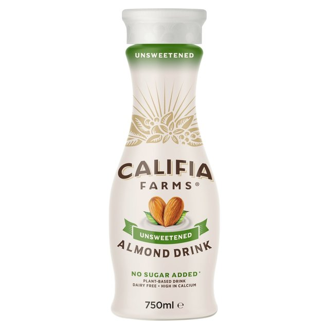 Califia Farms Unsweetened Soy Free Almond