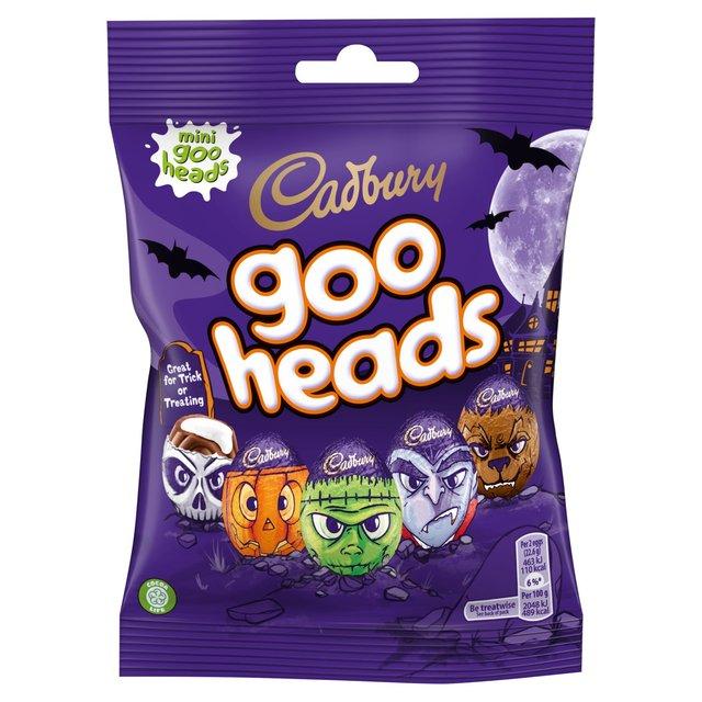MORRISONS > Food Cupboard > Cadbury Goo Heads