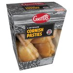 Ginsters 8 Mini Cornish Pasties