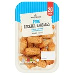 Morrisons Pork Cocktail Sausages 20 Pack