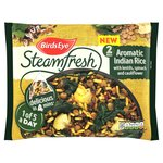 Birds Eye 2 Steamfresh Aromatic Indian Rice